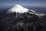 Fudziama. Japonia