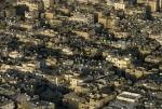 Antene de satelit in Aleppo, Siria